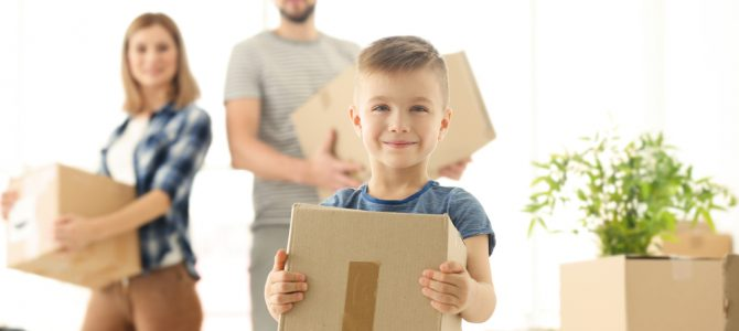 Tips for Moving with Your Children